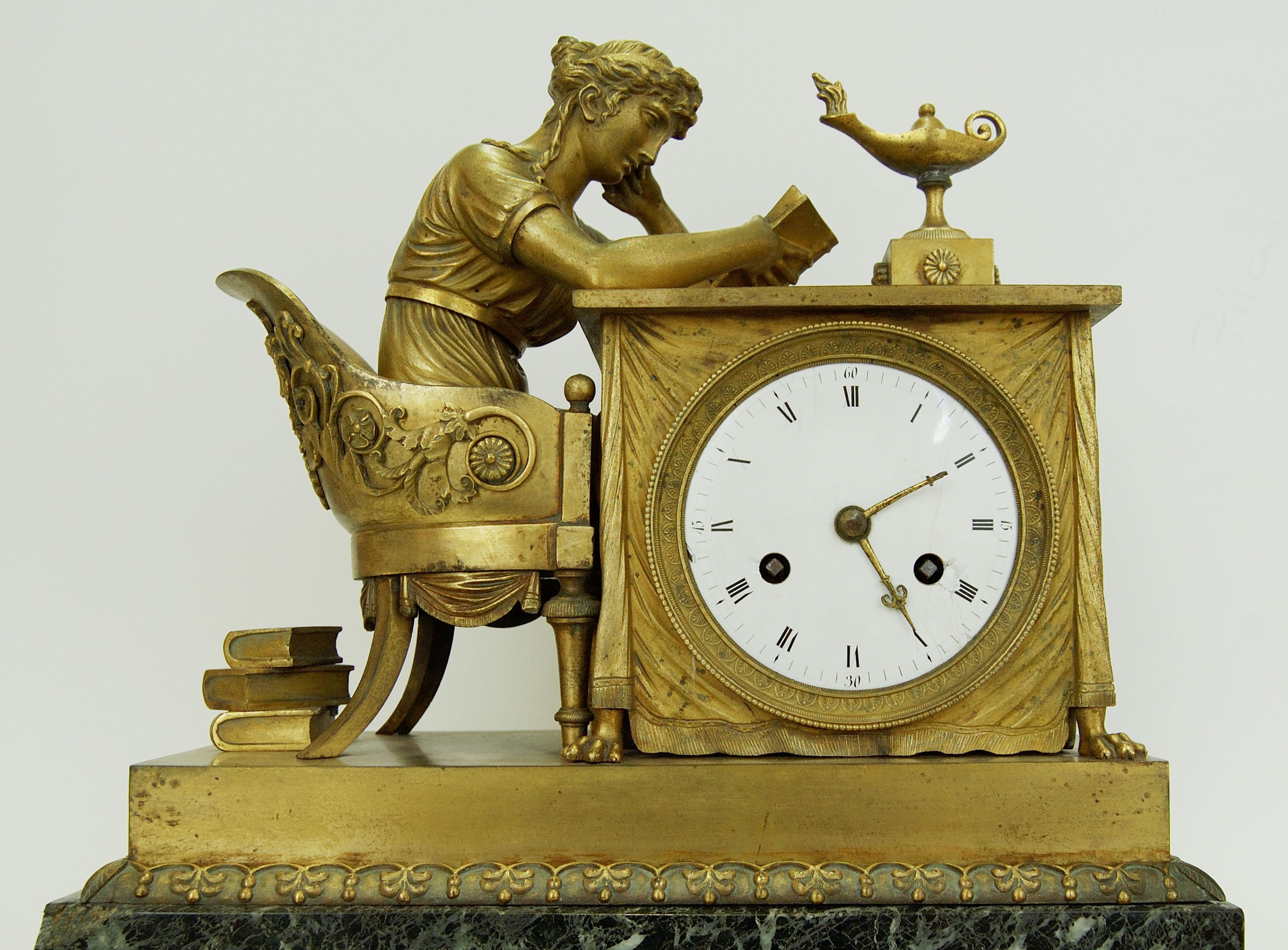 Anonyme-français-du-XIXe-siècle-Pendule-dite-pendule-Marceline-n°-inv-A-6534