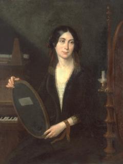 Ledru-Hilaire-Portrait-de-Marceline-Desbordes-Valmore-n°-inv-2343