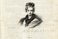 Ms 1848-51 Délie litho Charivari
