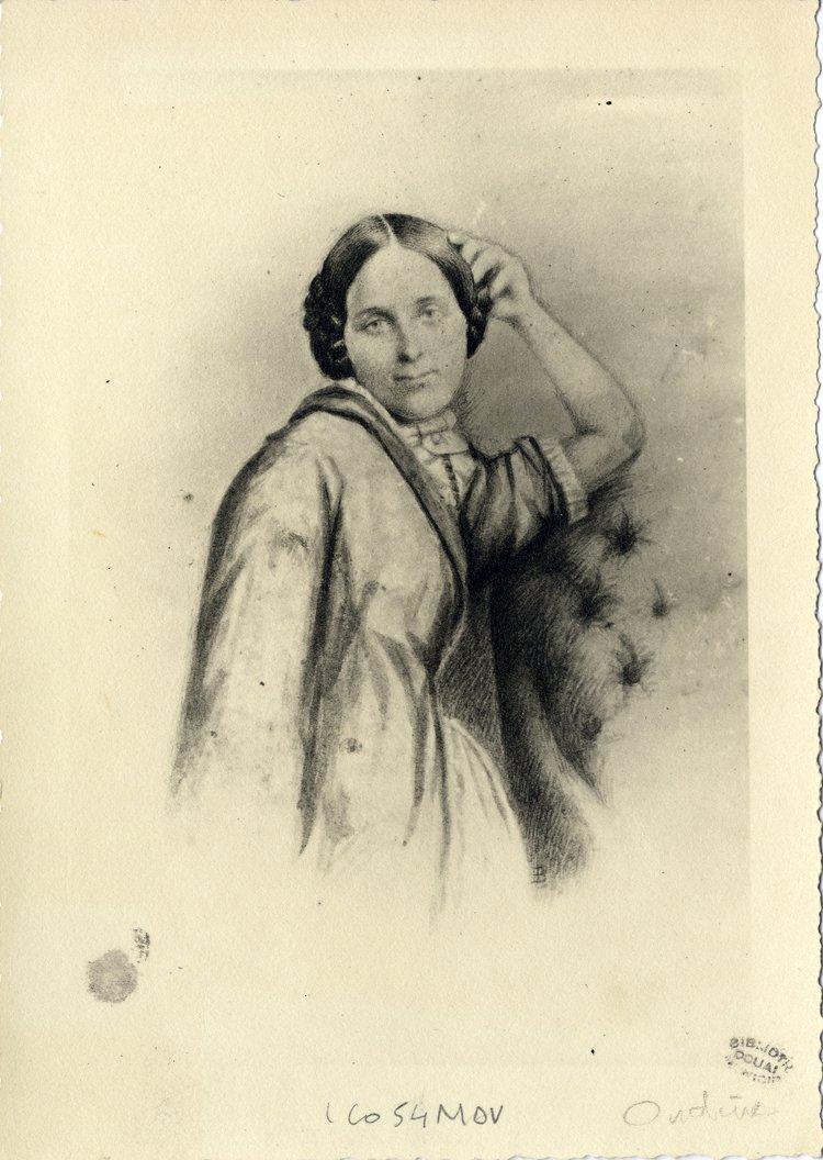 Ms 1848-54 Ondine Valmore