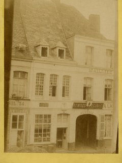 Ms 1848-61-2 fausse maison natale photo